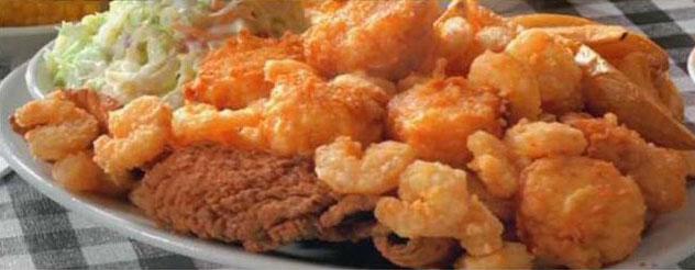 Calabash Seafood Raleigh