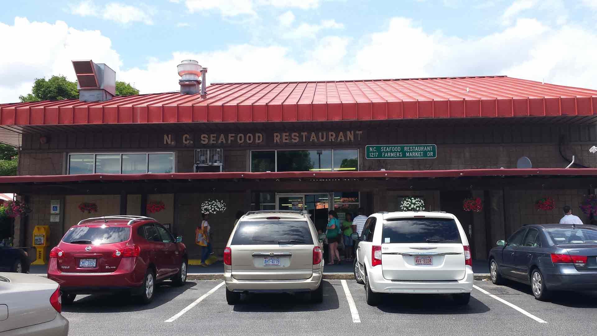 Nc Seafood Restaurant State Farmers Market