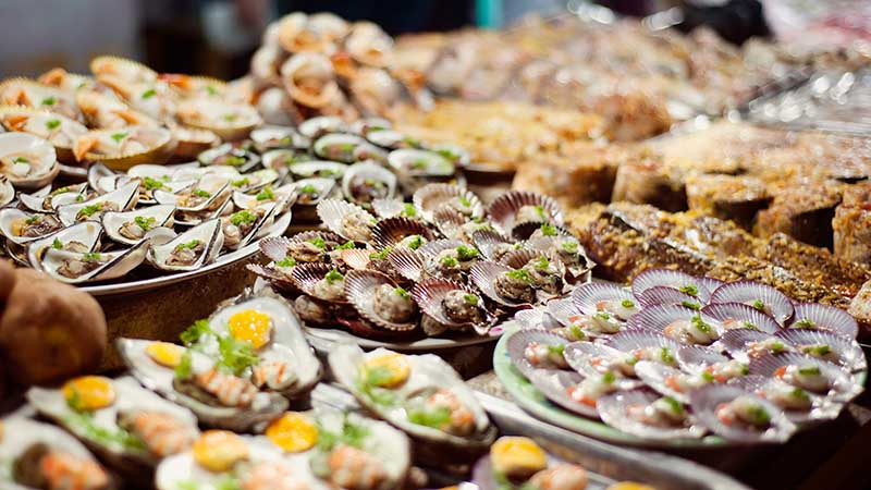 Farmers Market Seafood Restaurant Raleigh Nc Menu