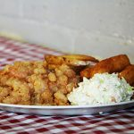 Fried Shrimp Platter