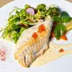 Whitefish healthy fish to eat NC seafood restaurant Raleigh NC